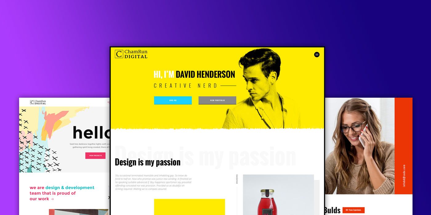 Chamwebdesign-creative