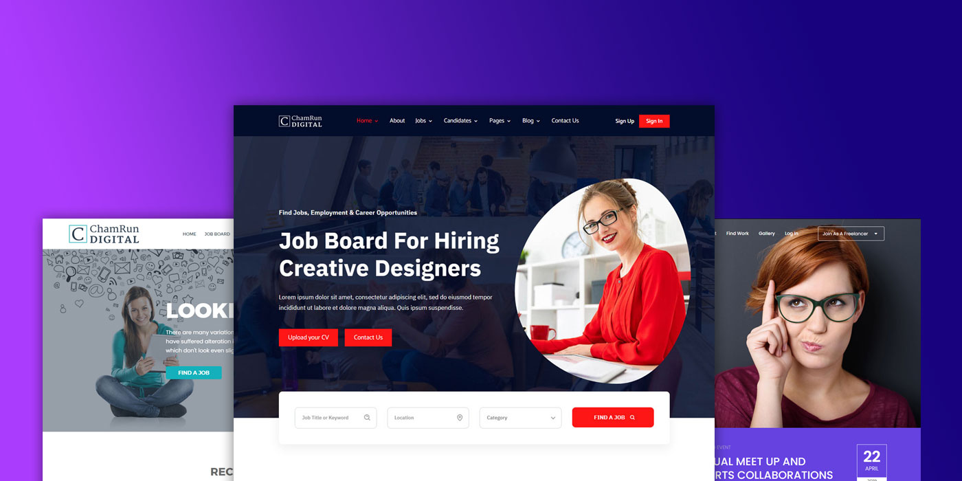 Chamwebdesign-job-directory