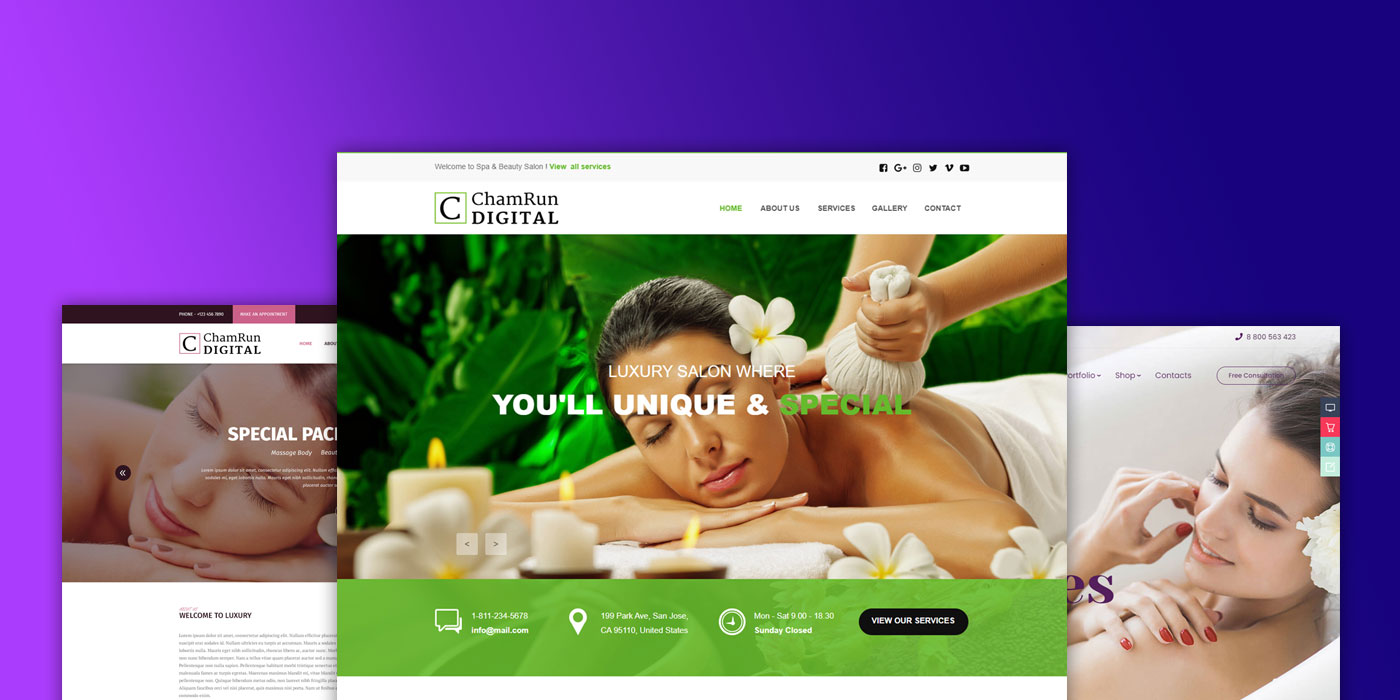 Chamwebdesign-wellnesss